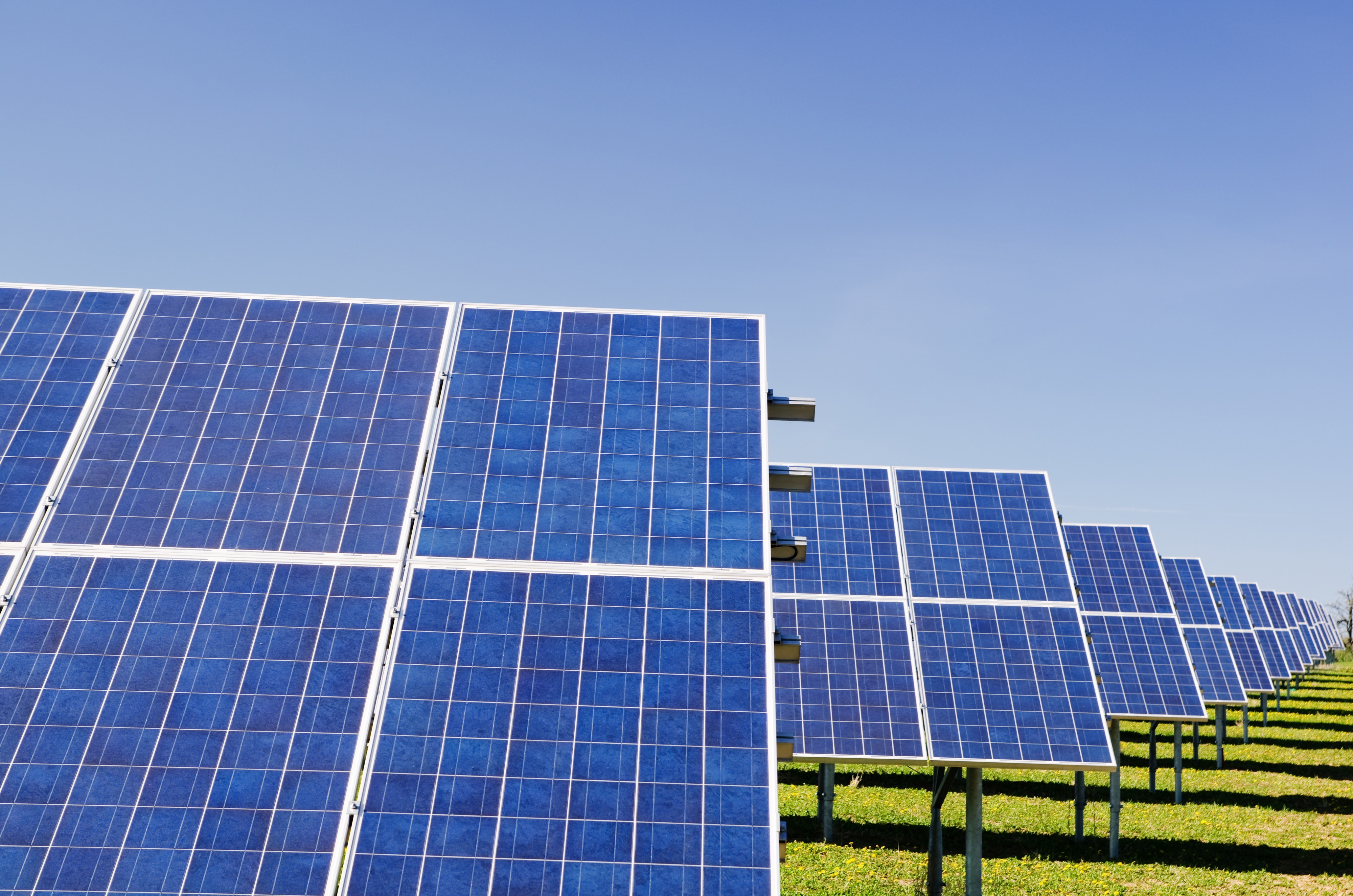materials used in Photovoltaics